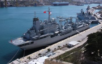 military-ship